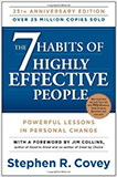 The Seven Habits of Highly Effective People: Powerful Lessons In Personal Change by Stephen R. Covey